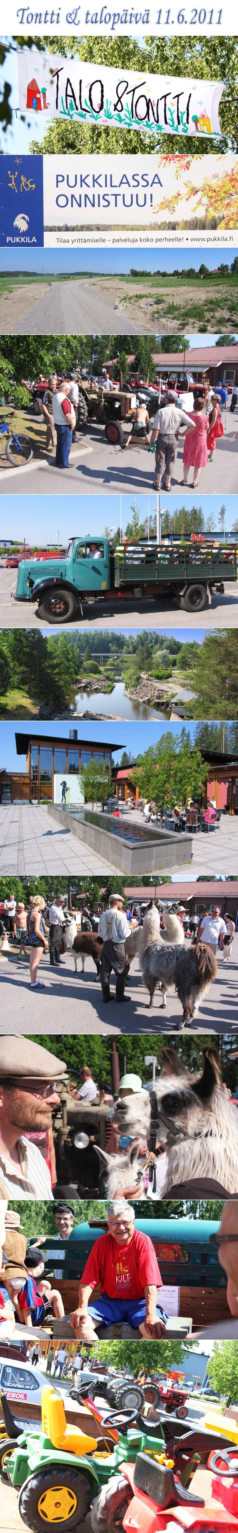 Talo ja tontti 2011